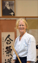 Linda Holiday Sensei