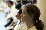 Aikido is meditation